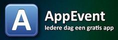 AppEvent is vandaag van start gegaan - vergeet hem niet te downloaden