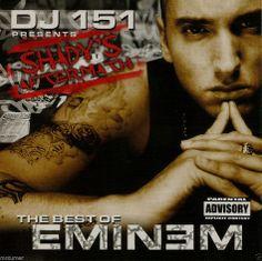 "EMINEM ""Unleashed"" MixTape CD - ""Back 2 Da Lyrics Series"" - DJ 151"