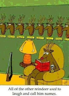 All of the other reindeer christmas christmas quotes christmas quote christmas humor christmas jokes reinderr Funny Christmas Cartoons, Funny Christmas Pictures, Christmas Humor, Christmas Fun, Funny Pictures, Christmas Cards, Holiday Fun, Christmas Sayings, Xmas Jokes