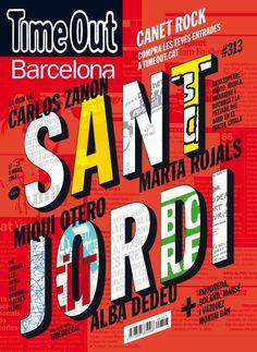 313- 17-23 Apr - Sant Jordi celebrations