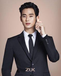 Kim soohyun | ZUK Kim Soohyun Starphone 2016 Korean Celebrities, Korean Actors, Boy Fashion, Mens Fashion, Poster Boys, Asian Men, Seoul, Kdrama, Handsome