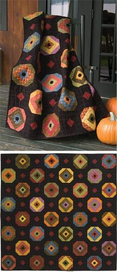 Pennies Quilt from flannels absolutely love the colors in this one!a