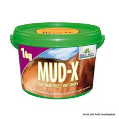 Global Herbs Mud-X Used in the feed it gives your horse perfect shiny skin in even the worst conditions If you worry about skin problems in muddy conditions.