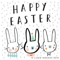 Lizzie Mackay: Hoppy Easter Y'all!
