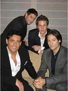 Urs buhler from il divo my dream men pinterest of - Il divo gruppo musicale ...