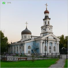 церковь на Госпитальном