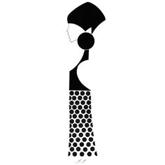 paco rabanne illustrations by piet paris