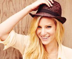 Heather Morris who plays Britney S. Pierce