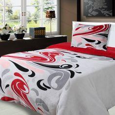 Mikroplyšové povlečení Microdream – 70×90 + 140×200 – Petry červená Pohodlné Mikroplyšové povlečení Microdream – 70×90 + 140×200 – Petry červená levně.Exkluzivní mikroplyšové povlečení. Pro více informací a detailní popis tohoto povlečení přejděte na stránky … Petra, Bedding, Bed Linens, Linens, Bed, Comforters, Bed Sheets, Full Size Bedding, Beds