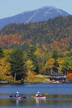 Adirondacks, Lake Placid