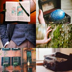 HP Aesthetics: Newt Scamander 1/2 Worrying means you suffer twice