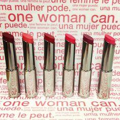 Lipstick speaks louder than words.. ;)