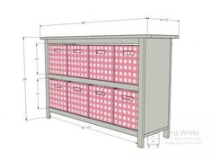 DIY Furniture Plan from Ana- If you need storage bad in your home, but have the tinest of budgets, this plan is for you. Smartly designed, you can get exactly two bookshelves from one sheet of Simple Bookshelf, Bookshelf Plans, Bookshelves Kids, Book Shelves, White Bookshelves, Bookshelf Storage, Bookshelf Design, Bookcase, Cube Furniture