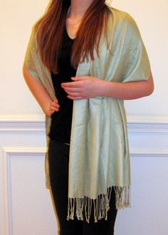 light green shawls for spring look amazing try it this 2015