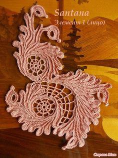 м irish crochet motif spinning flowers Freeform Crochet, Crochet Art, Thread Crochet, Knit Or Crochet, Crochet Motif, Irish Crochet Patterns, Tatting Patterns, Crochet Leaves, Crochet Flowers
