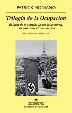 Este volumen reúne las tres primeras novelas de un autor fundamental de las letras francesas contemporáneas. http://www.imosver.com/es/libro/trilogia-de-la-ocupacion_4470010486