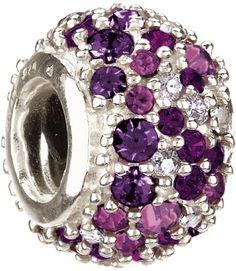 Chic, Funky, Fashionable Aquamarine Blue Pandora Charm Bracelets Beads