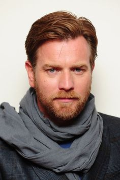 #ginger #men Ewan McGregor