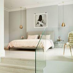 Good night // ADE Architecture #bedroom #interiordesign #homedecor #architectsuk #adearchitecture #homeinspo #interiorinspo #london #greyscale #vscocam #vsco #adearchitecture