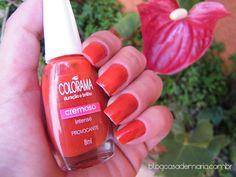 Esmalte Colorama Provocante www.blogcasademaria.com.br