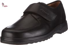 Ganter Eric Weite I 2-256111-01000, Chaussures basses homme - Noir - V.6, 45 EU - Chaussures ganter (*Partner-Link)