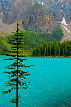 Moraine Lake, Alberta | Canada by Mike Horvath