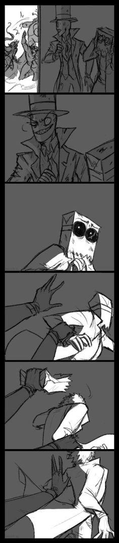 #wattpad #random Villainous/Villanos es una serie de cortos animados co-producida entre Cartoon Network y AI Animation Studios y creado por Alan Ituriel, siendo la primera animación mexicana producida para dicho canal.  ⚡ A pesar de que no hace mucho fueron liberados dichos cortos, ya existe demasiado contenido del...