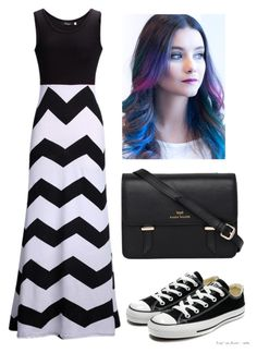 Senza titolo #52 by hopegloverglow on Polyvore featuring moda, Converse and Sloane