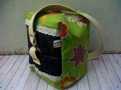 Boxy bag...different more unique