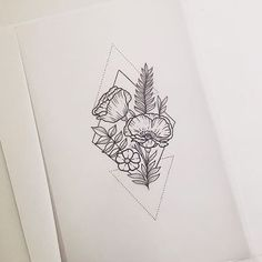 Image result for geometric plant drawing