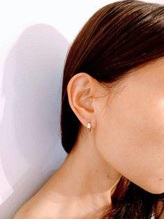 Earrings Free Shipping 1 Pair High Quality 925 Sterling Silver Woman Girl Leaf Stud Earring Nickel Lead Free Ear Jewelry