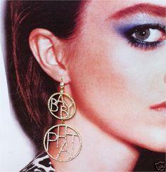 Baby Phat Kimora Ultimate Iced Earring Baby Phat, Hoop Earrings, Retail, Ebay, Jewelry, Style, Fashion, Swag, Moda