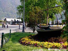 Lago di Como, la barca Lucìa a Cernobbio