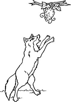 wolf coloring pages for kids | Free Printable Pictures Coloring ...