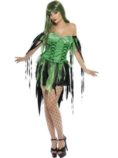 Naughty Fairy Witch Costume at funnfrolic.co.uk - £21.98