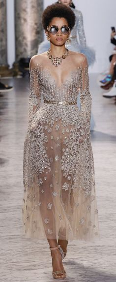 Elie Saab SS17 Couture