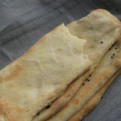 Persisches Fladenbrot (Barbari) Rezept | Küchengötter