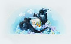 The Year of Dragon by ~Nataliya13 on deviantART