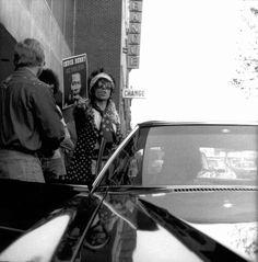 Keith Richards, Bruxelles, 1976