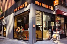 Wok to Walk - Midtown East