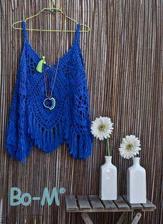 Bo-M: Colete Azulão