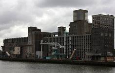 factory Maashaven, Rotterdam