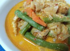 Sayur Lodeh is a spicy Malay vegetables curry. With coconut milk as a soup base, various vegetables are added in to cooked till soft. Taste ...