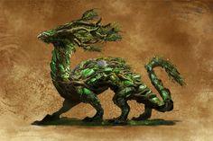 Sylvan Zielony Smok | Might & Magic® Heroes 7