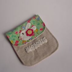Roxy Creations: Sweet zakka style pouches