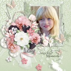 Oh Spring Page Kit created by Thaliris Designs available  in the Digidesignresort Shop