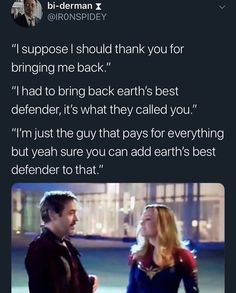 tony you're not just the guy who pays for everything Avengers Memes, Marvel Jokes, Marvel Funny, Marvel Dc Comics, Marvel Heroes, Captain Marvel, Marvel Avengers, Dc Movies, Comic Movies