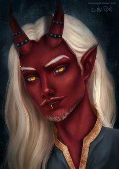#tiefling hashtag on Twitter