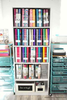 Craft Room Organization: Learn how to organize your craft space in 3 days