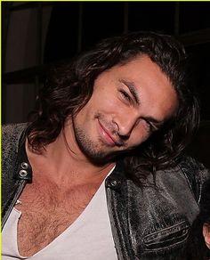 Jason Mamoa Actor playing Khal Drogo